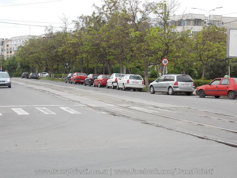Traseul 101, etapa II: Intersecție Candiano Popescu ( zona BCR ) - Gara de Sud 14181601693_1d26f0a49a_c