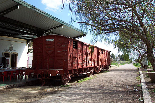 Estación de Luque. © Paco Bellido, 2006
