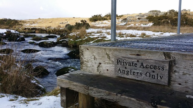 Private Access - Anglers Only
