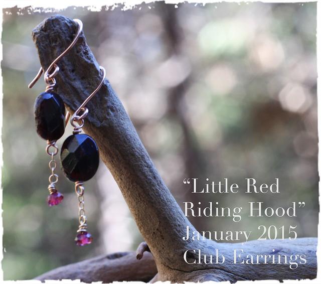 Fairy Tales club earring