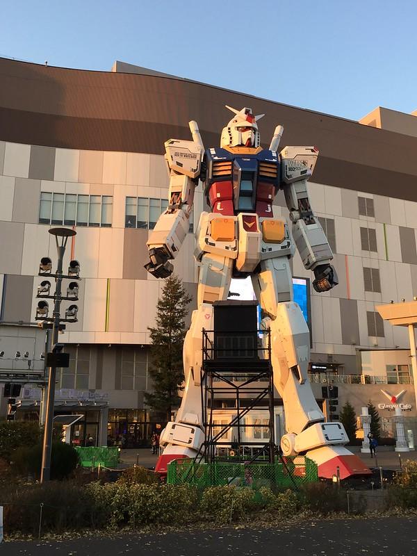 Odaiba (Gundam) - 121