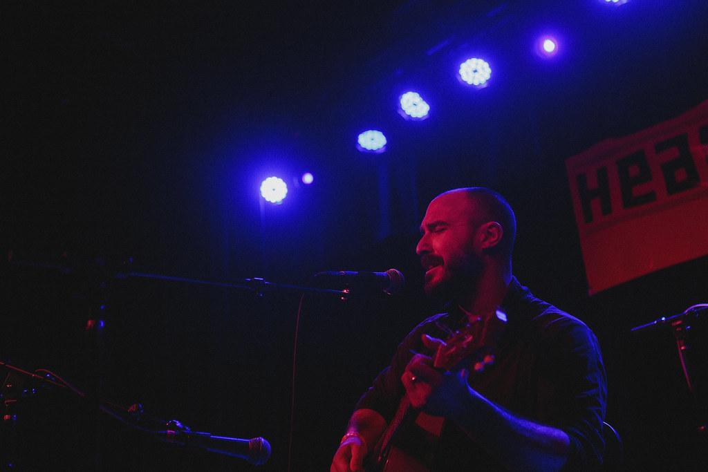 Sam Ayer at Take Cover Omaha, 2015