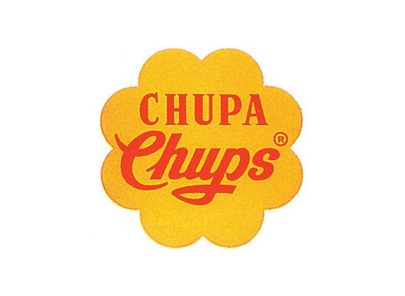 Logotipo de Chupa Chups diseñado por Salvador Dalí