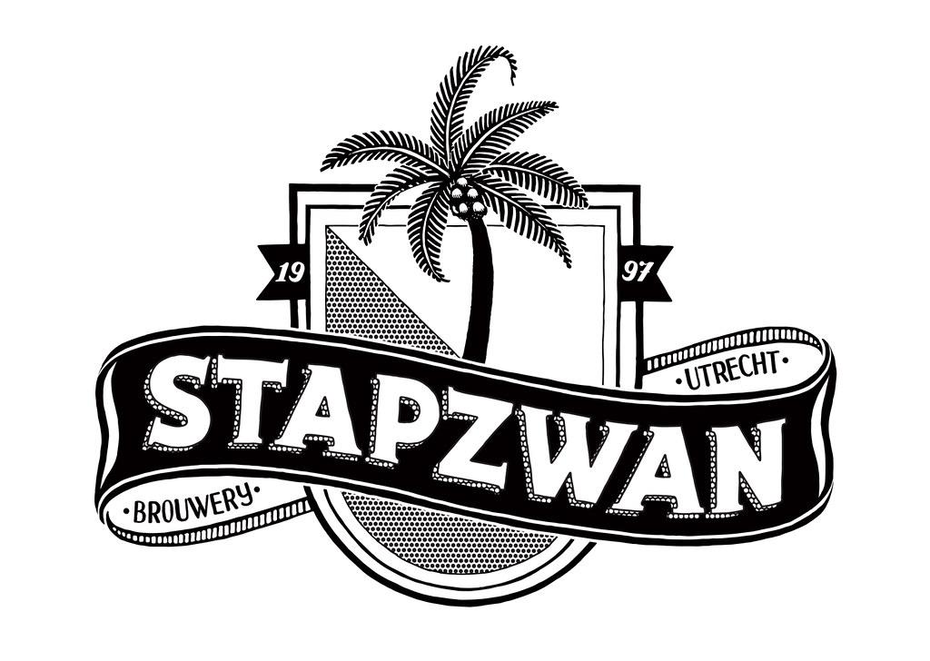 logo stapzwan brouwerij