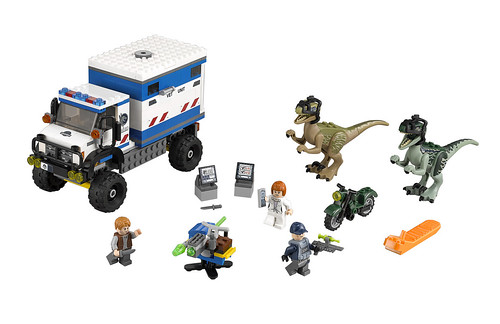 LEGO Jurassic World 75917 Main