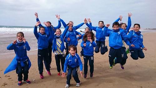 AionSur 16374435028_fd0860f4f6_d Carmen Valle, Fabiola Bermúdez y los más pequeños del Ohmio, destacados en el Campeonato de Andalucía de Campo a través Atletismo Deportes
