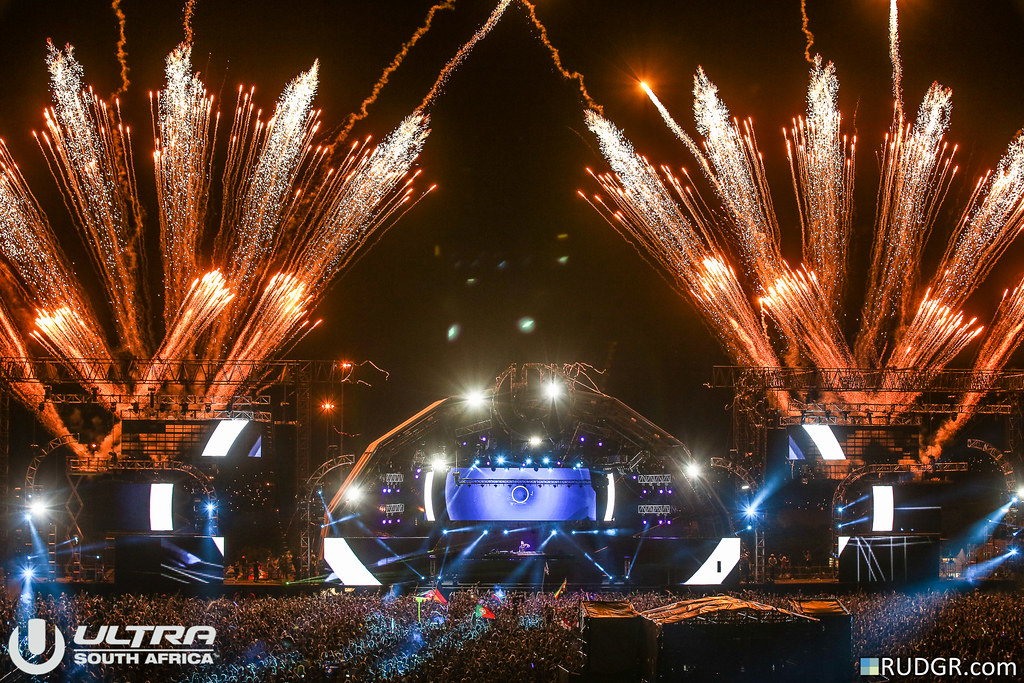 Hardwell @ Ultra South Africa - Johannesburg