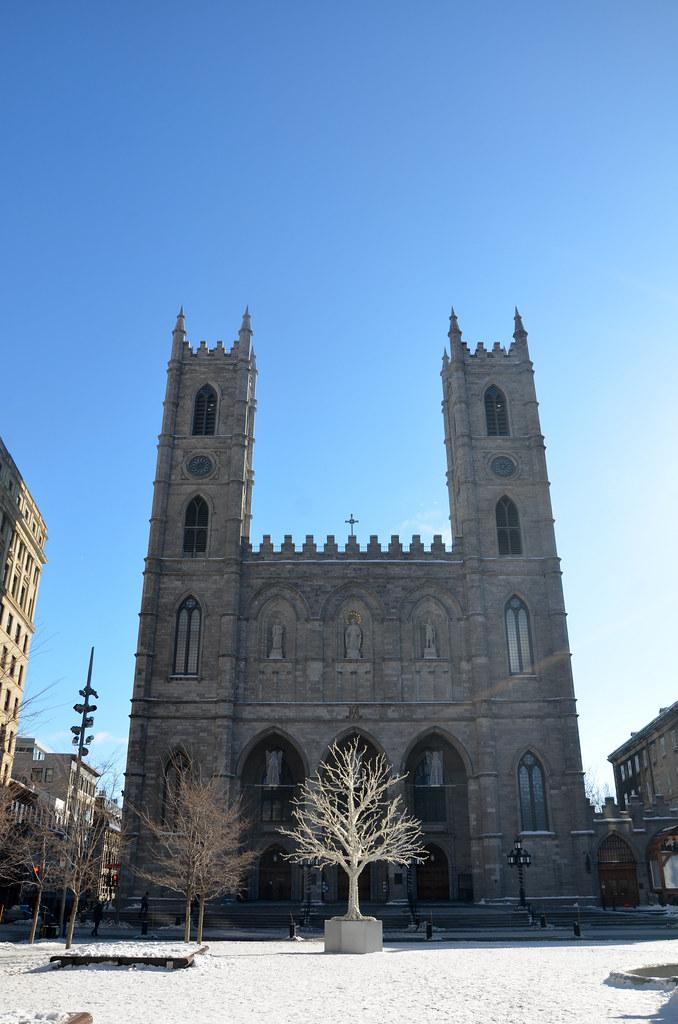 Montreal weekend