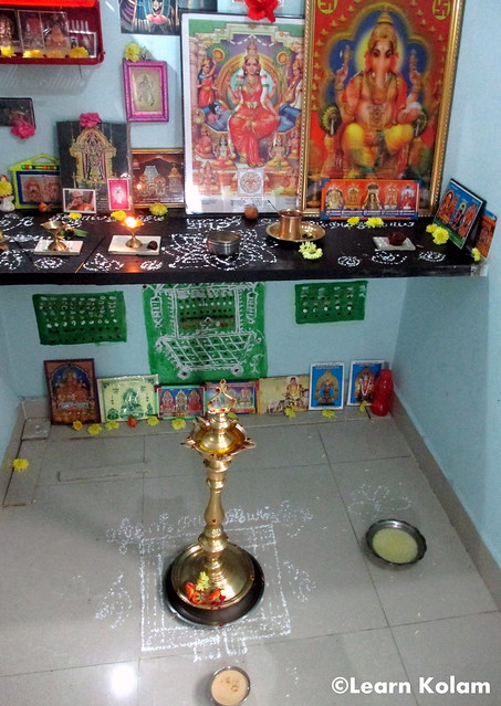 Friday lakshmi pooja