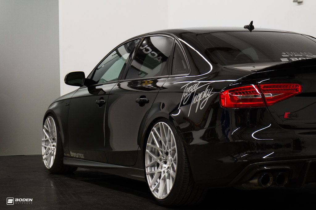 B8 S4 Modified Wheels & Suspension Gallery Thread - Page 66