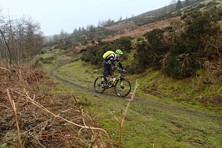 MTB Long Mynd - Feb 2015 - 24