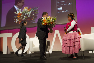 Perú: Premio Ulises OMT 2015
