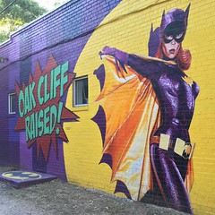 Tribute to Oak Cliff's own, Yvonne Craig.