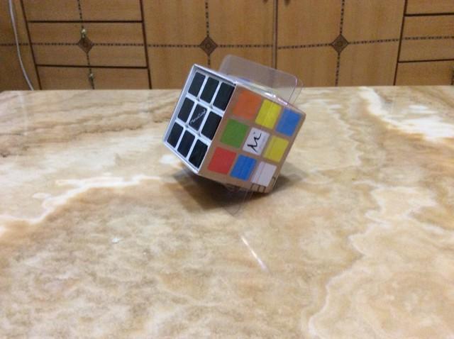小丸號魔術方塊cx3s 盒子