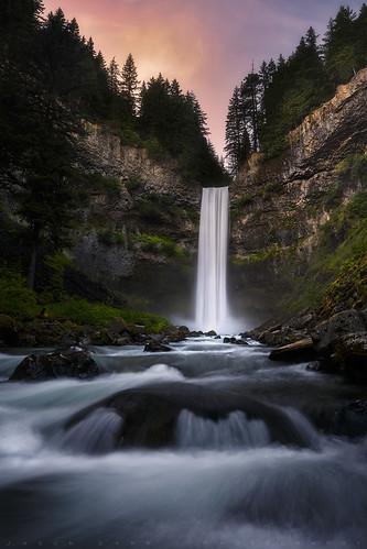 trees water vancouver waterfall rocks brandywinefalls brandywine jasondarr