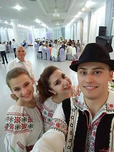 """Dansatori Profesionişti la Nunţi şi Cumătrii ARTaDance >  Nuntă la Complexul Turistic""""Costești"""""""