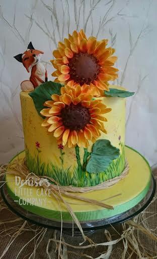 Denise Stone's Awespme Cake