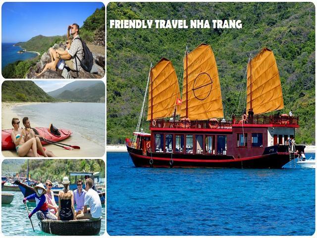 Tour Emperor Cruises Nha Trang