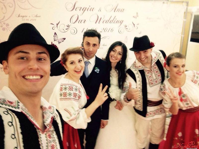 Dansatori Profesionişti la Nunţi şi Cumătrii ARTaDance > Nuntă la Călăraşi