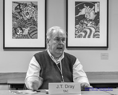 TAC Member J.T. Dray Insists on Putting Uber on A TAC Agenda