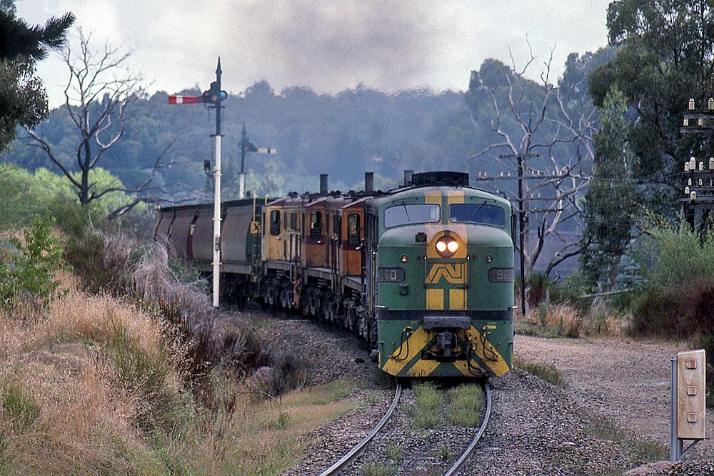 Bridgewater broad gauge days by Bingley Hall