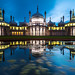 Brighton - Royal Pavilion, Reflections at Twilight by Yen Baet