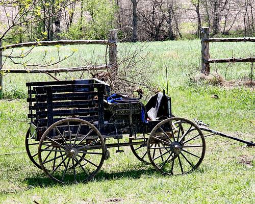 Amish Pickup