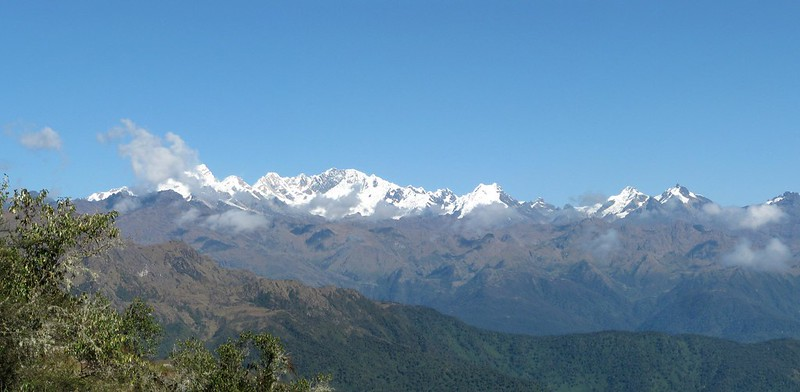There were no shortage of incredible views to soak up. The Andes are an amazing sight from any angle.