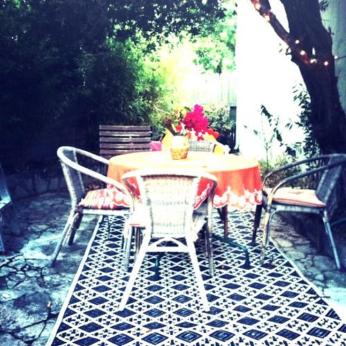 comment nettoyer sa terrasse sans trop d penser. Black Bedroom Furniture Sets. Home Design Ideas