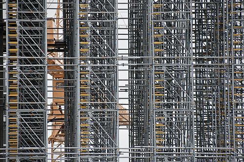 Scaffold by petetaylor