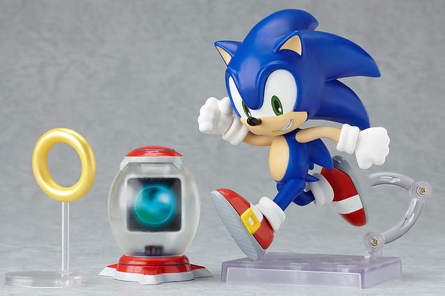 Sonic Item Box and Ring