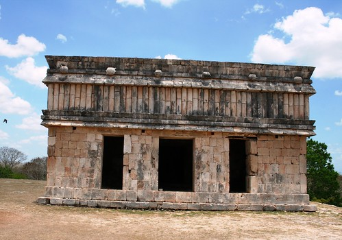 Uxmal, cité maya