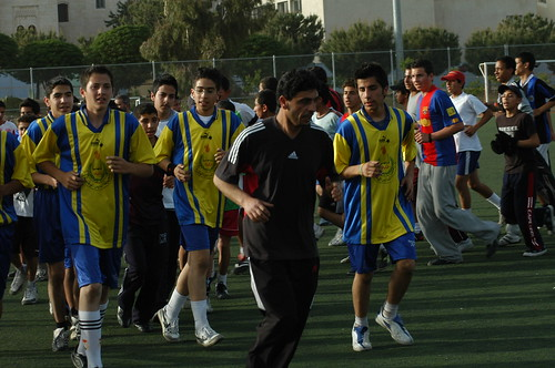 Coaching in the Middle East