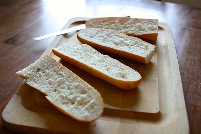 French Bread Pizza 001