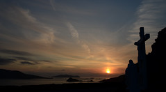Sunset Slea Head