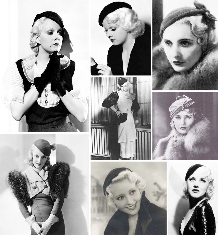 blonde-hair-vintage-hat-inspiration