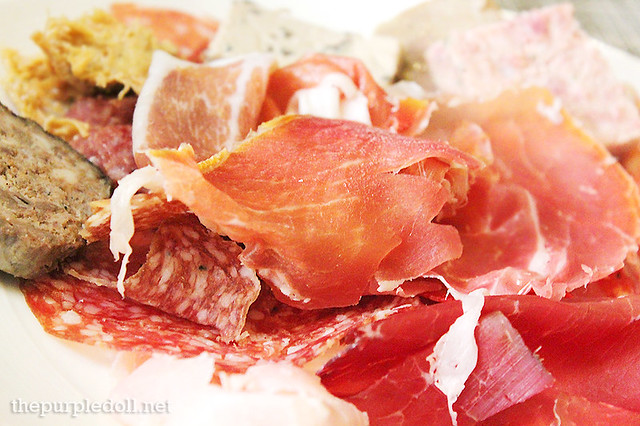 Cold Cuts Overload at Spiral Sofitel Manila