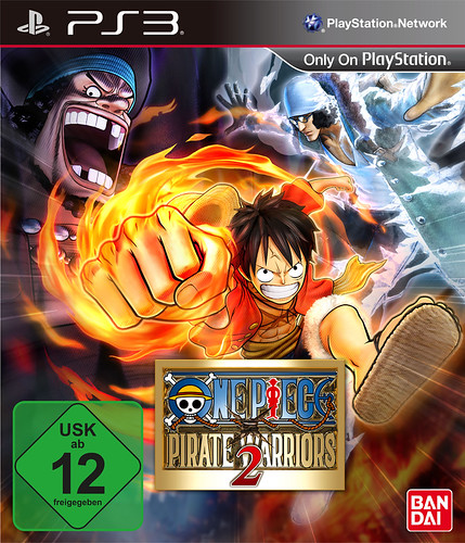 one piece pirate warriors 2 packshot