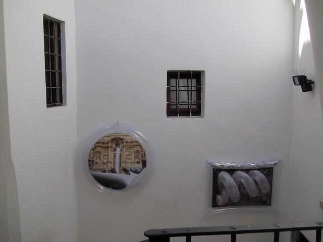 2001 - Ferro, Plastica, Tela. Carta, Museo di Arte Contemporanea, Noci, Bari
