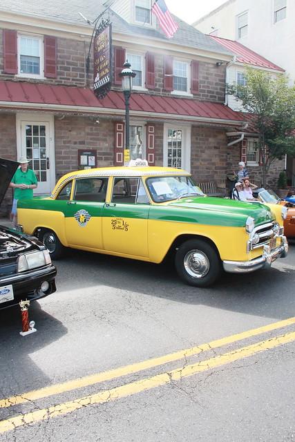 Newtown Car Show