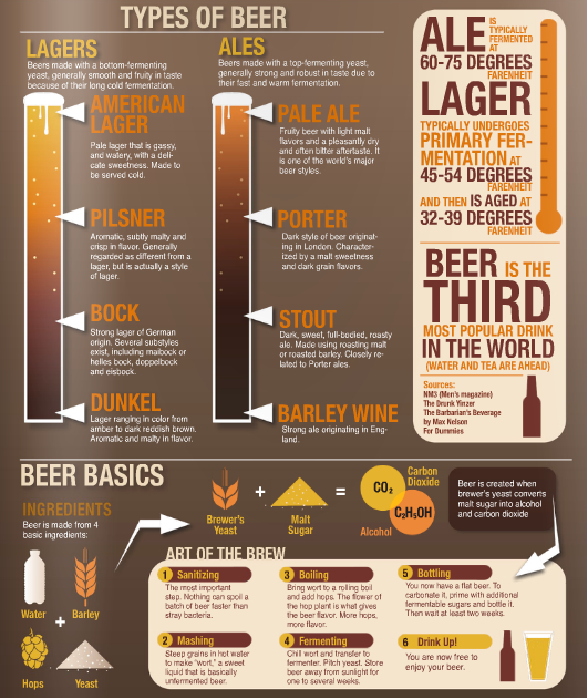 types-of-beer