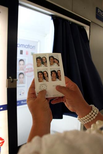 Photomaton Photos