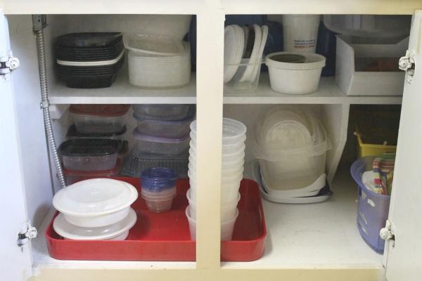 Tupperware Cabinet, 1