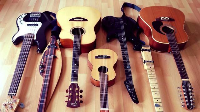 Photo:Guitars By tawalker