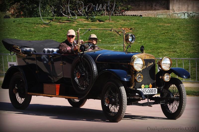 Domingueando con estilo - Hispano Suiza