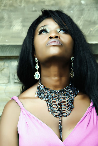Fashion Creative Shoot  Of Queen Sabine Mondestin