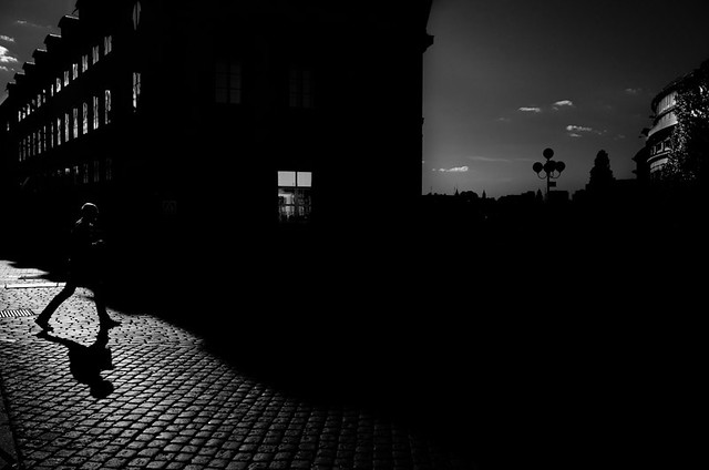 Cobbles And Shadows..