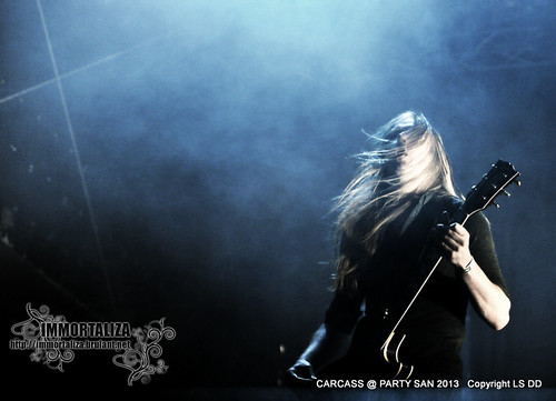 CARCASS @ PARTY SAN OPEN AIR 2013 SCHLOTHEIM, Germany 9628443489_8693d0cc30