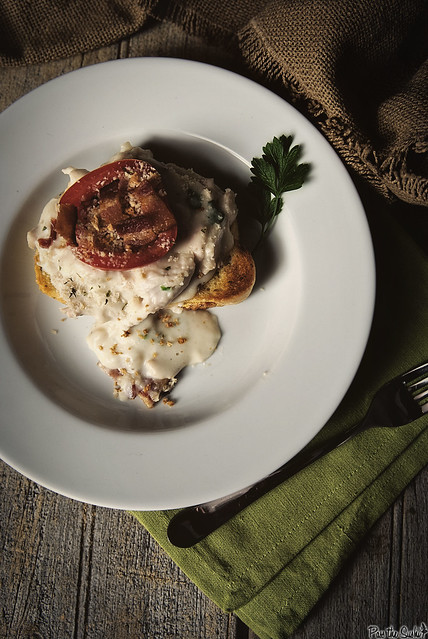 Classic Hot Brown - Turkey Sandwich