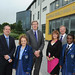 O'Dowd visits Ashfield Girls' High School, Belfast - 11 September 2013